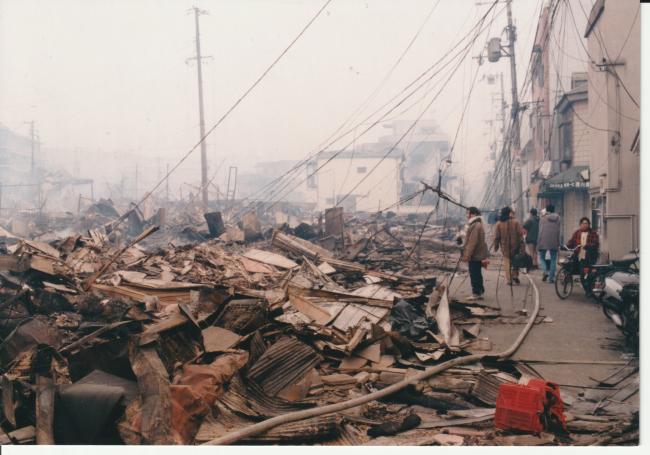 災害弱者救済は十分か 阪神淡路大震災25年の教訓は今【電子版ジャーナル】