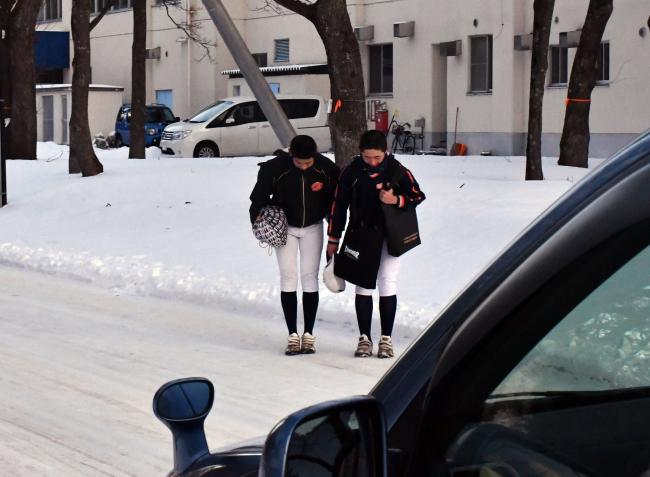 ルポとかち「全校生徒が車にお辞儀…なぜ?帯広農業高校」