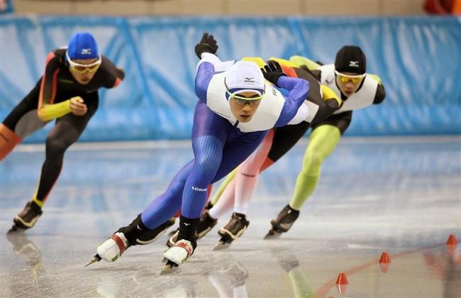 藤田耀司ら十勝勢20人が決勝へ 全国中体連スピードスケート初日