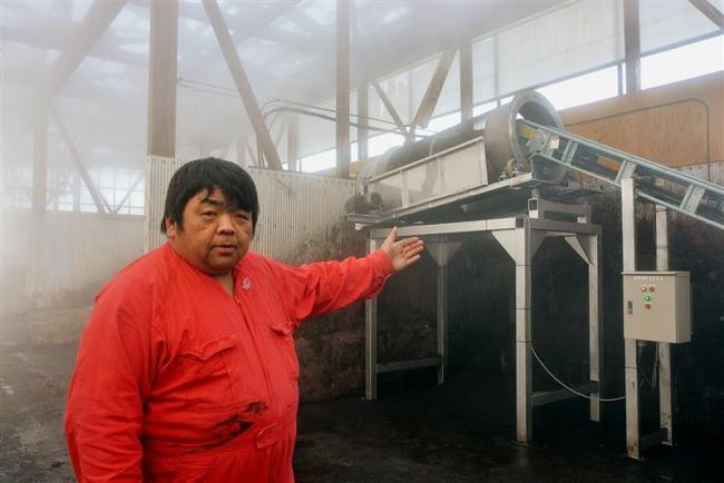 豚糞ペレット堆肥製造へ 豊頃・リバイブ