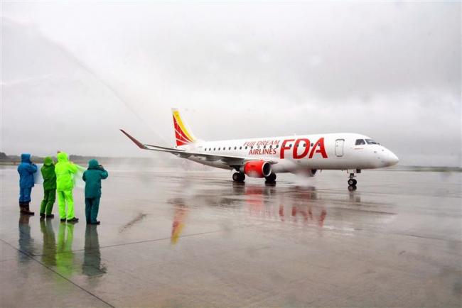 FDAが5月に2ウェイチャーター便を運航