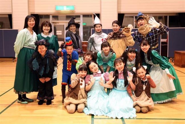 15、16日にミュージカル「オズ! パート2」公演 劇団パズル