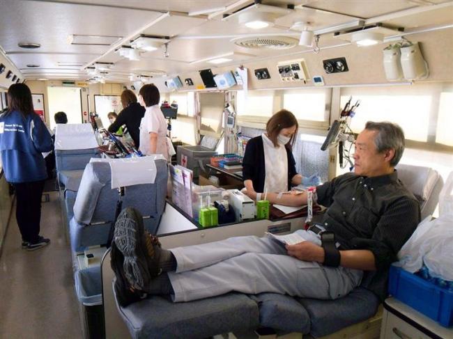 輸血用血液が供給不足に 道赤十字センターが想定