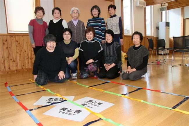 いつまでも健康に生活を 足寄で町民グループの活動活発