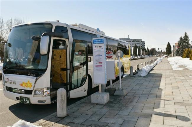 埋まらぬ座席 減便 JRや都市間バスでも 新型コロナ 乗車率10%割れも
