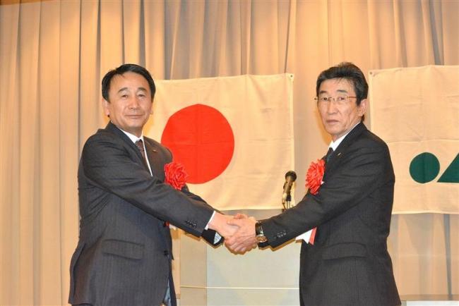 JA十勝池田町とJA十勝高島が合併契約書に調印