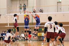 白樺学園(3)篠永晃潤と(2)工藤雅也