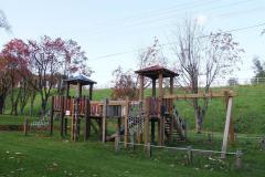 「遠景近景」 清水公園の紅葉 4