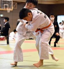 男子小学4年の部 石田悠幸(池田少年団)