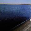 アートの歩み刻んで~池田緑展から(5)「十勝川河口まで歩く-リチャード・ロングに捧ぐ-」