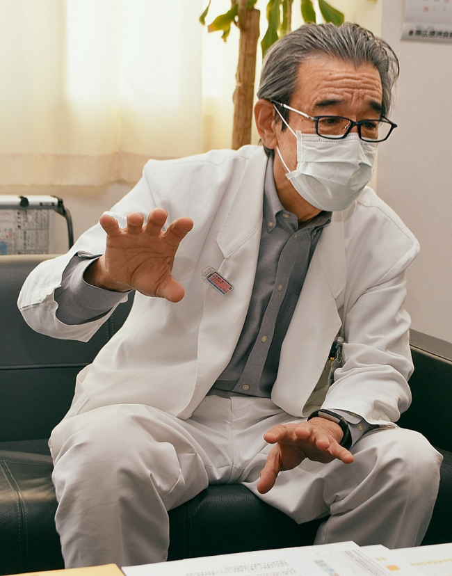 「早期発見、早期隔離」教訓に 帯広徳洲会病院クラスター収束 棟方隆院長に聞く