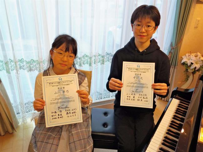ショパンコンクール アジア大会で十勝の子どもたちも活躍