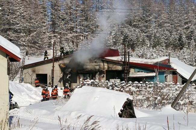 十勝管内で火災による死者相次ぐ 2週間で3人 忠類は高齢者2人暮らし