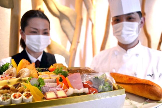 北海道ホテルでバレンタインオードブル発売