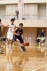白樺学園男子の(15)山田哲汰