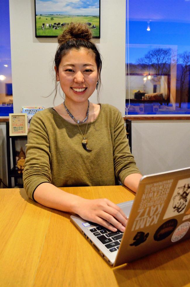 広尾 猟師兼編集者の中村麻矢さんが1月から移住