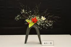 優秀賞を受けた福永さんの作品「冬の日の出」