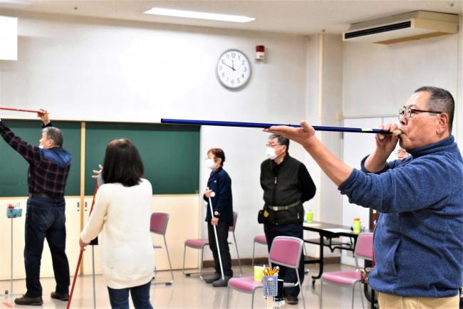 日本吹矢レクリエーション協会帯広 全十勝健康吹き矢大会を初開催