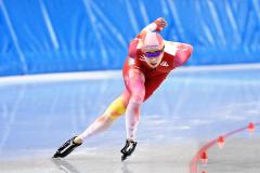 女子1500メートル7位の小野寺優奈(@アフロ/JSF)