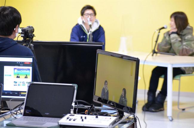 初のオンライン開催「しゃっこいフェス」 浦幌