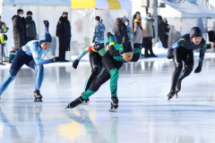 6年女子選手の滑り
