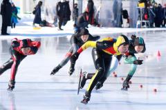 6年男子選手の滑り