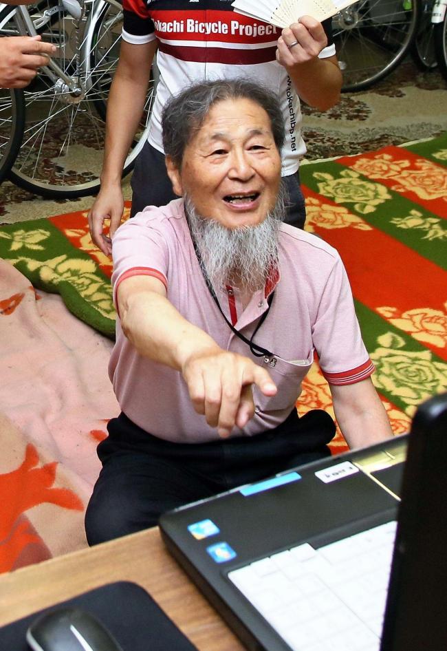 十勝の自転車普及に尽力 鎌田利道さん悼む