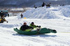勇足小で冬を楽しむ体験授業 本別 4