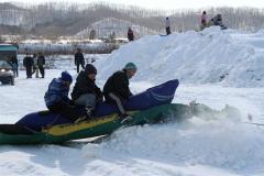 勇足小で冬を楽しむ体験授業 本別 6