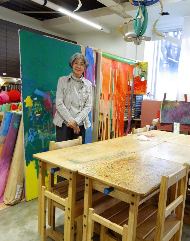 障害のある人向け アート体験教室28日開催