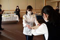 「チーズプラトーコンテスト」豊頃金子さんグランプリ 4