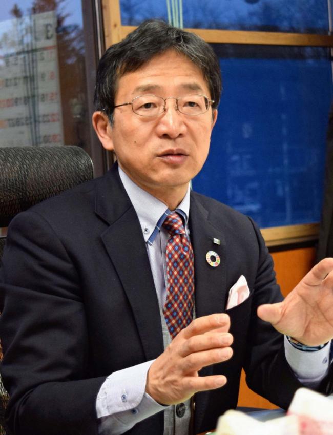 専務に前総合振興局長の三井氏を起用へ 帯商