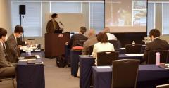 大樹町の取り組みを紹介 「北海道宇宙関連ビジネス創出会議」 3