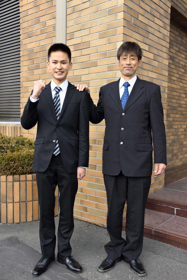 十勝初のボートレーサー村上宗太郎選手、5月デビューへ闘志 騎手の父激励