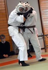 予選U16男子+70 山田健治