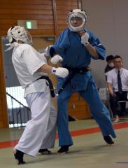 予選参考試合U19男子-250 山田栄一