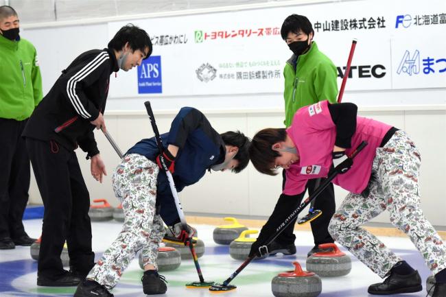 LOHAS初優勝、晩成CCに7-3 カーリングアイスゴールドカップ