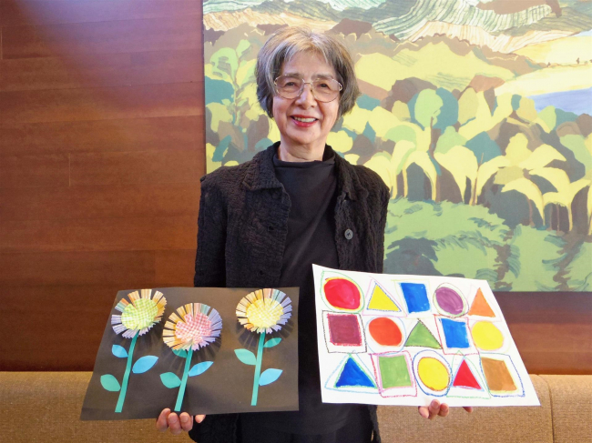 アートの楽しさに触れて ハンデある子向けの教室MOMO18日に開講
