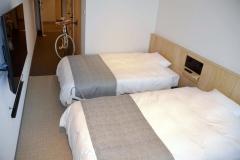 自転車と泊まれる客室も ヌプカ別館が15日オープン 6
