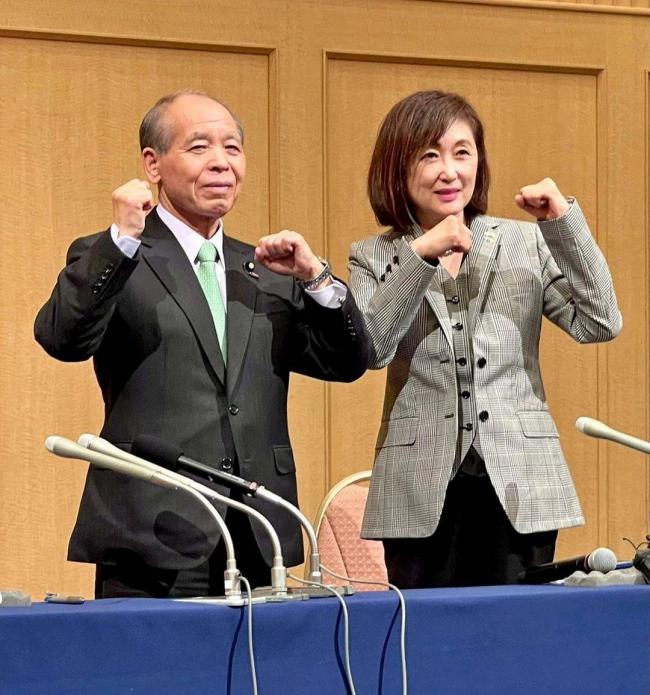 次期衆院選で新党大地が中川氏を推薦 十勝の保守一本化へ