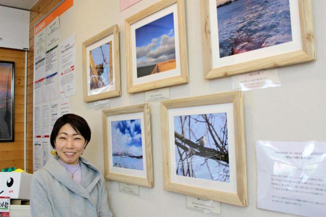 芽室の宇佐美さんが写真展
