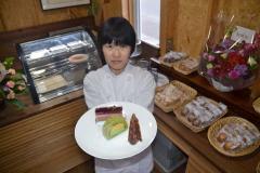 看護師からパティシエに 帯広の後藤さん、フランス菓子店「ラ・スーシュ」開業 4