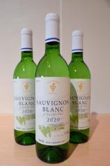 新発売の「十勝ワイン ソーヴィニヨン・ブラン2020」