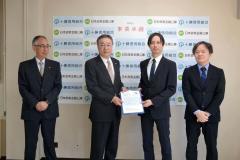 「事業承継」支援で新たな協調融資商品、十勝信組と日本公庫 2