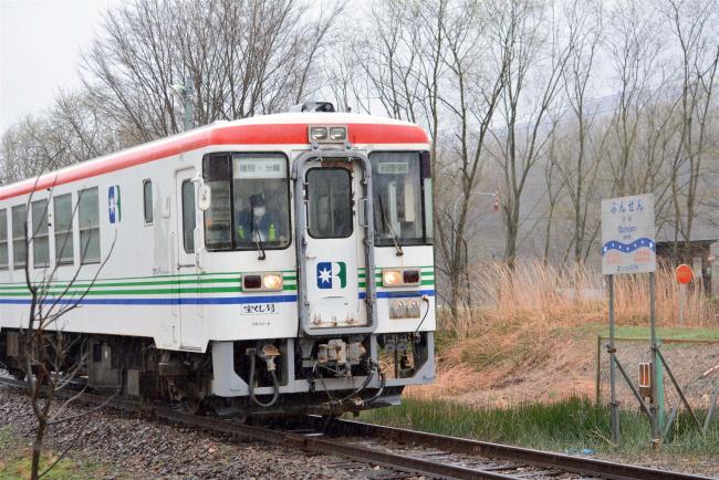 国内最長の気動車運転体験始まる りくべつ鉄道