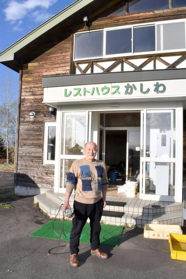 疎開した十勝にお返しを 横浜でそば店経営81歳高橋さん、更別に移住、開業へ