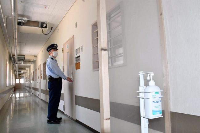 コロナ禍の帯広刑務所 閉鎖空間、水際対策に全力
