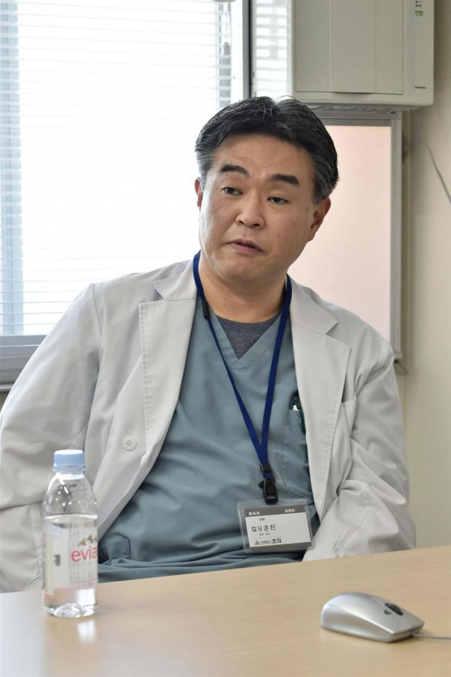 北斗病院でがんの集学的治療始まる