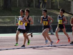 男子5000メートル
