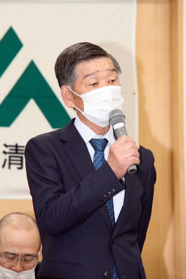 JA十勝清水町販売高、微減315億円 清水